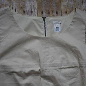J. Crew Dresses - J. Crew Urbanite Shift Lined Jumper Dress EUC